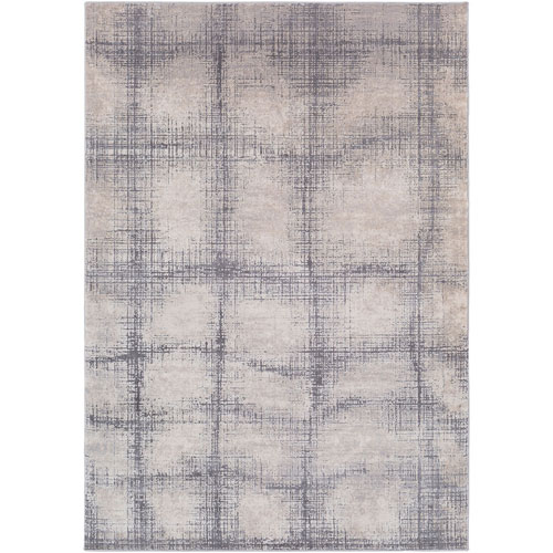 Nicollet Neutral Rectangular: 5 Ft. 3 In. x 7 Ft. 6 In. Rug