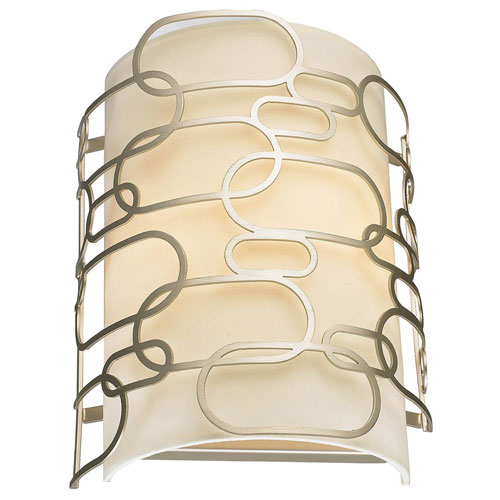 251 First Nicollet Matte Nickel Two-Light Wall Sconce