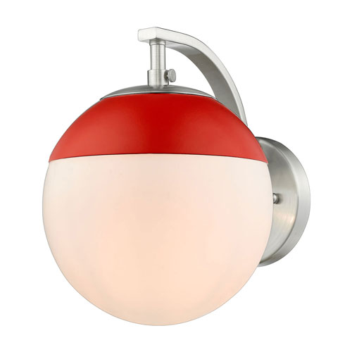 251 First Nicollet Pewter One-Light Bath Sconce