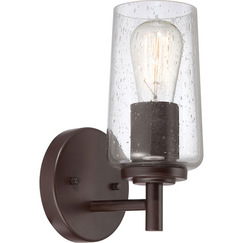 Selby Bronze One-Light Bath Sconce