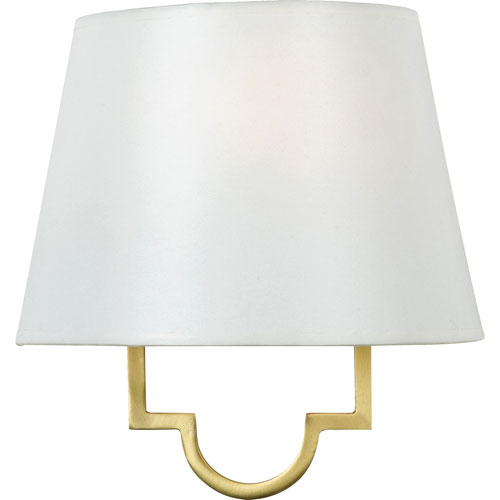 Linden Gold One-Light Wall Sconce