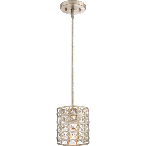 Cooper Gold One-Light Mini Pendant