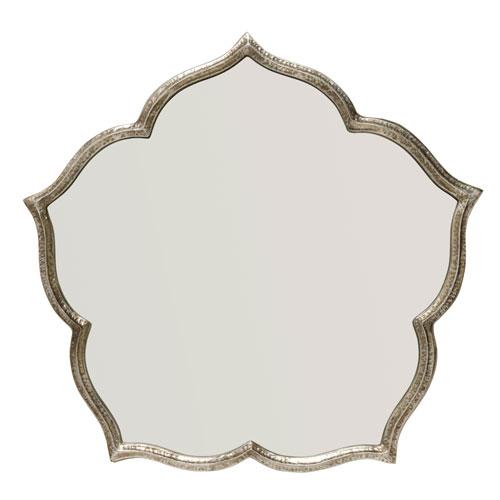 Isles Antique Silver Mirror
