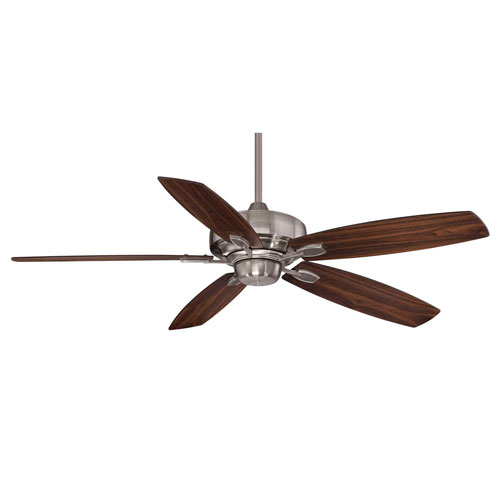 Evelyn Brushed Pewter 52-Inch Ceiling Fan