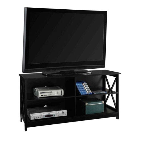 Selby Black TV Stand
