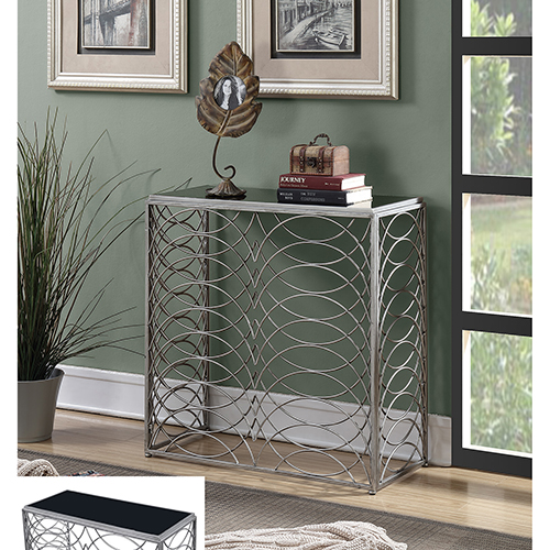 Vivian Silver Tranquility Console Table