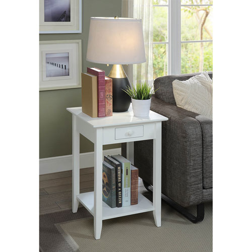 Aster Wood End Table