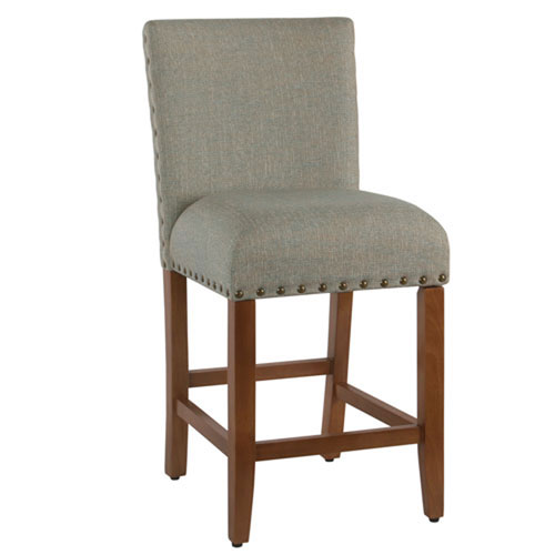 251 First Selby Teal Counter Stool