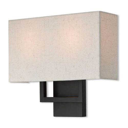 Kate Bronze 13-Inch Two-Light ADA Wall Sconce