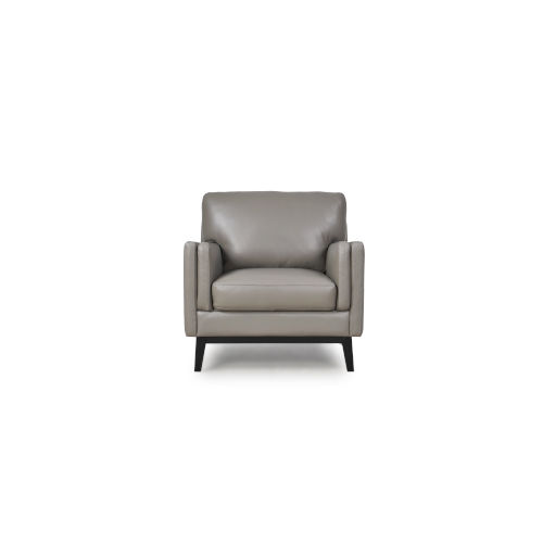 Nicollet Gray 35-Inch Chair
