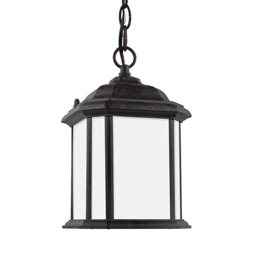 Preston Oxford Bronze Energy Star LED Outdoor Pendant
