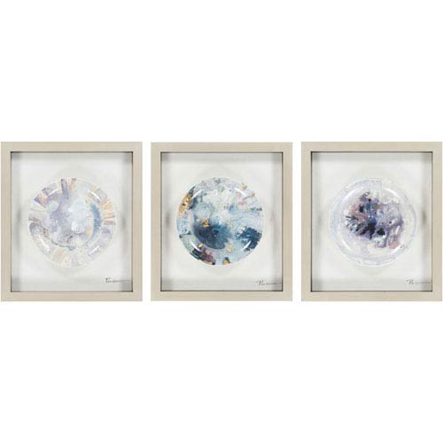 Afton 16 x 18-Inch Wall Art, Set of Three