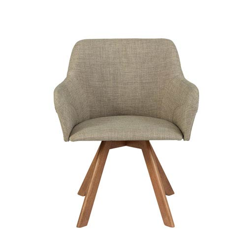 251 First Nicollet Walnut Arm Chair