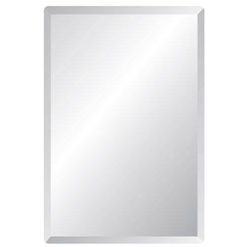 Afton Mirror 30 x 40 Rectangular Beveled Edge Mirror