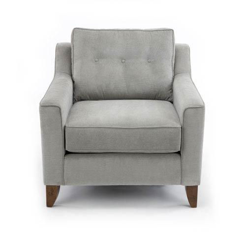 Loring Concrete Gray Chair