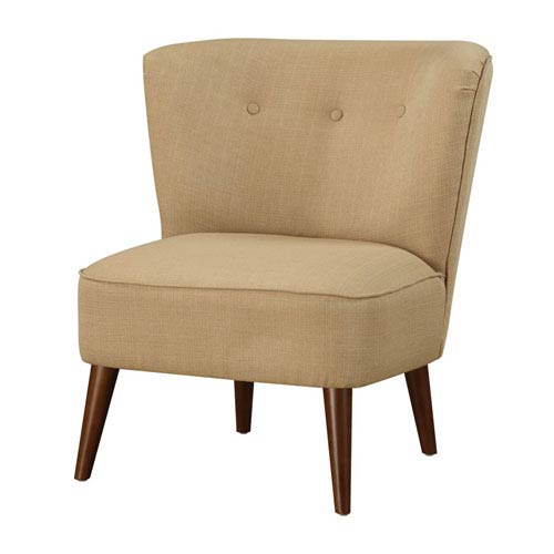 Nicollet Brown Accent Chair