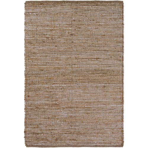 Fulton Khaki and Navy Rectangular: 2 Ft. x 3 Ft. Rug