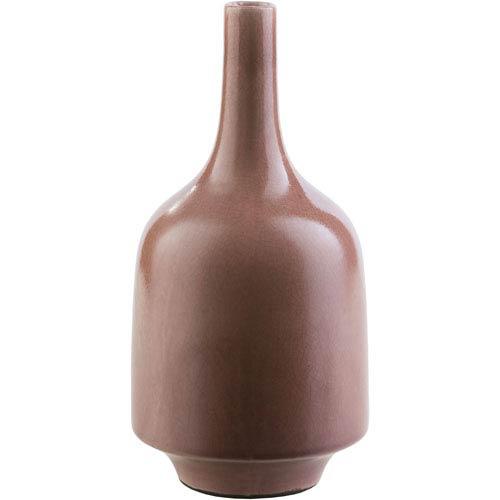 Linden Medium Mocha Table Vase