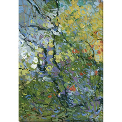 251 First Selby Spring Time II 34 x 48 In. Wall Art