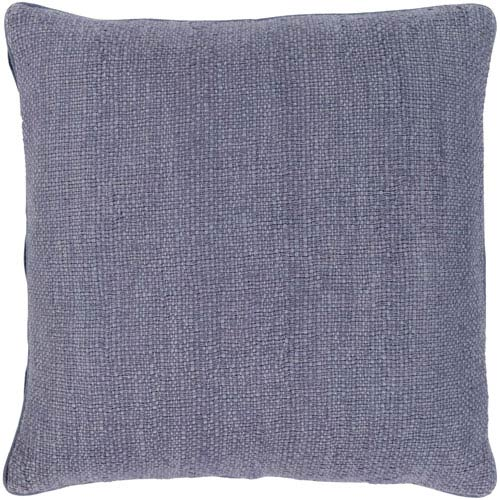 River Station Blue 18 x 18 In. Throw Pillow