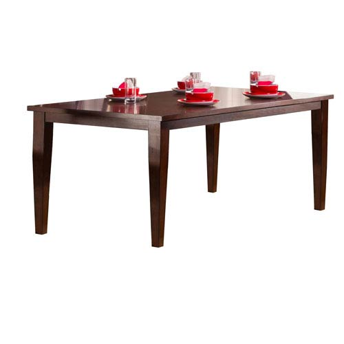 Selby Dark Cherry Dining Table