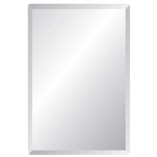 Afton 24 x 36 Rectangular Beveled Edge Mirror