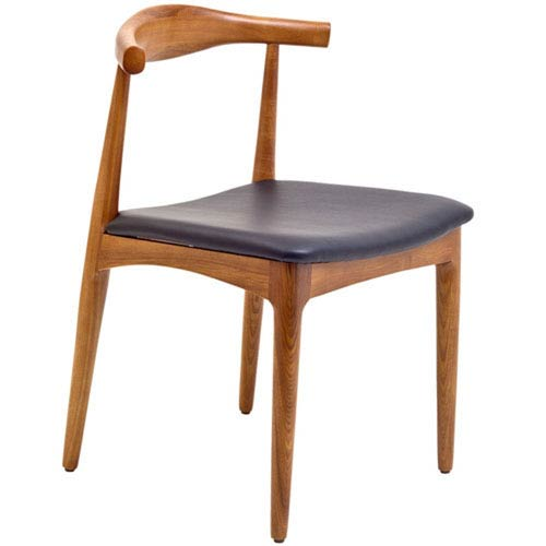 251 First Nicollet Dining Chair in Black