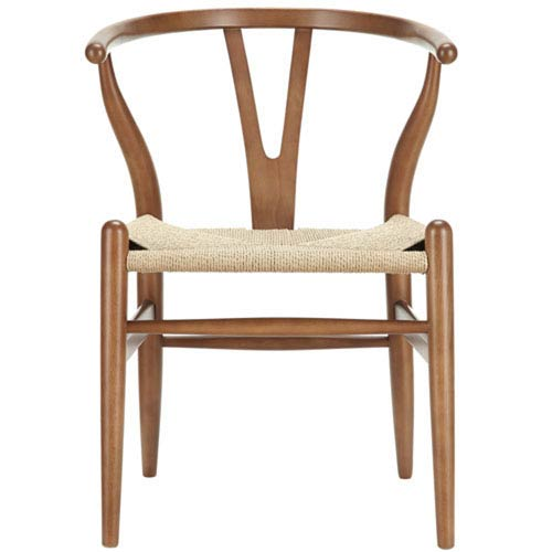 Nicollet Dining Chair in Walnut
