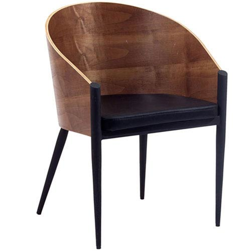 251 First Nicollet Dining Chair in Walnut
