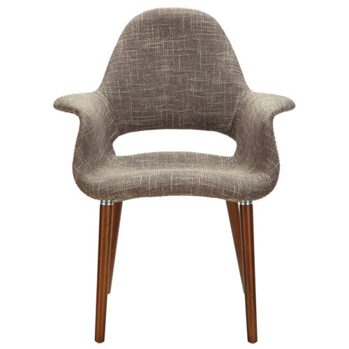 Nicollet Dining Chair in Taupe