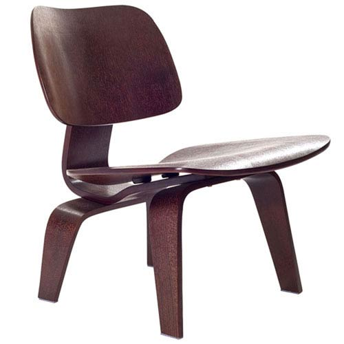 Nicollet Lounge Chair in Wenge