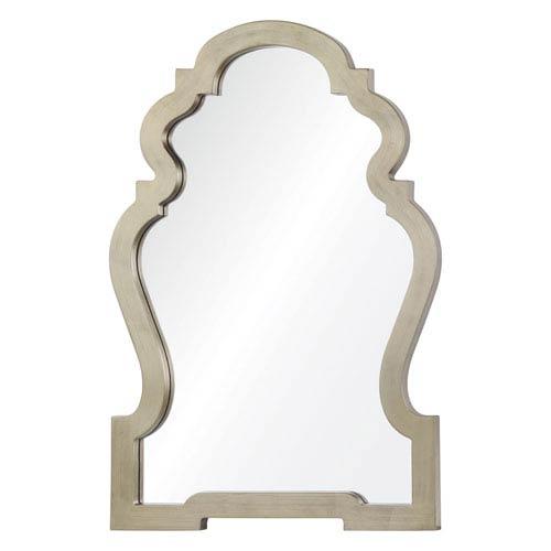 Linden Silver Arch Mirror