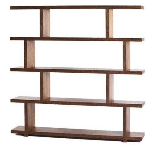 Loring Large Walnut Shelf