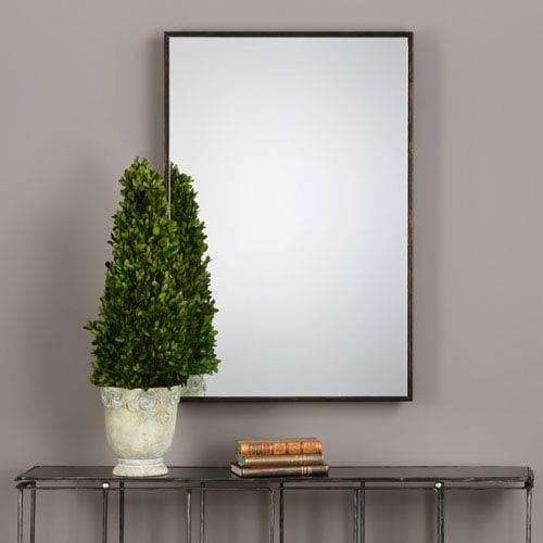 Nicollet Oil Rubbed Bronze Mirror