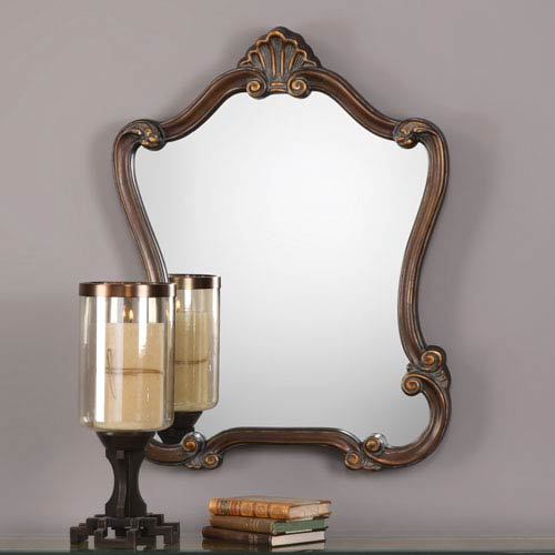 Wellington Bronze Mirror