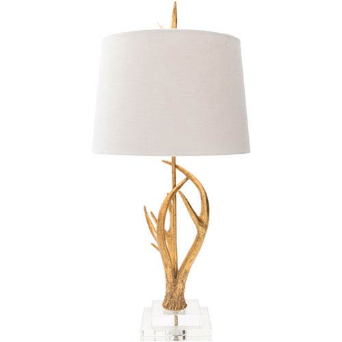 251 First Vivian Painted Table Lamp