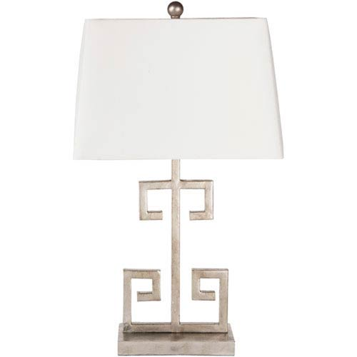 Cooper White One-Light Table Lamp