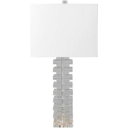 251 First Monroe Clear Table Lamp