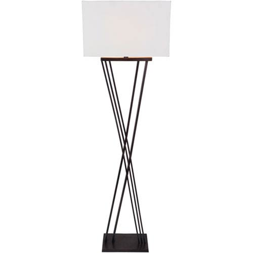 251 First Uptown Bronze Portable Lamp