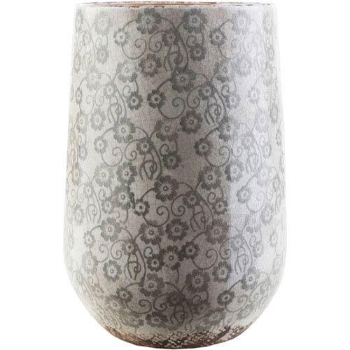 Quinn Gray Medium Table Vase