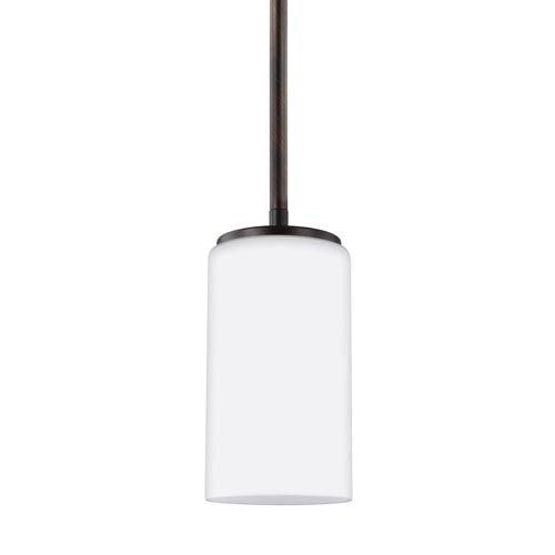 Nicollet Burnt Sienna 3.5-Inch One-Light Mini Pendant
