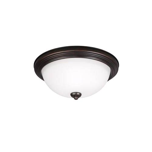 James Sienna Three Light Indoor Flush Mount