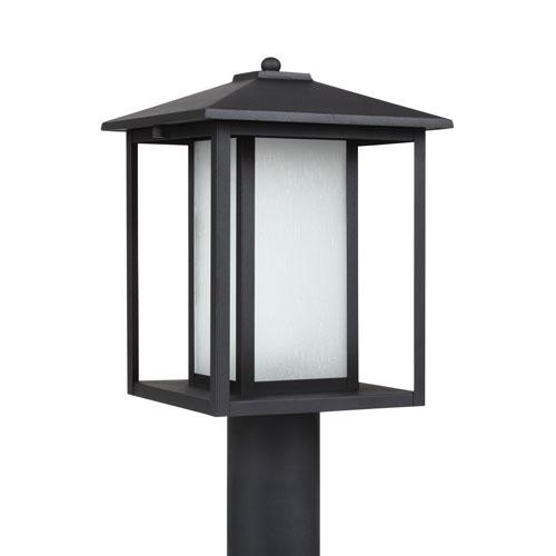Pax Black Energy Star 15-Inch LED Outdoor Wall Lantern