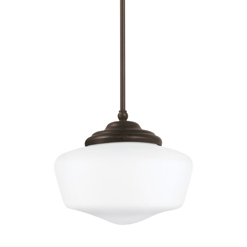 Russell Bronze Energy Star 13-Inch LED Pendant
