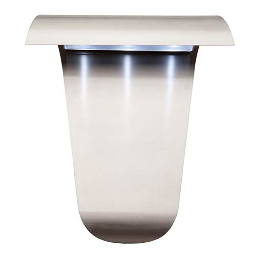 Madison Stainless Steel LED Outdoor Wall Sconce