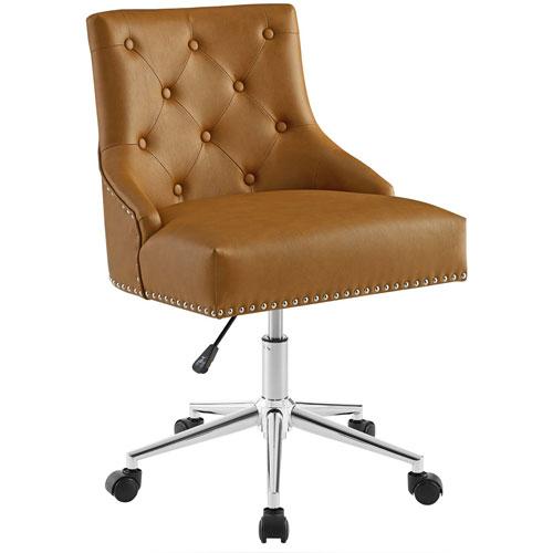 Cooper Tan Office Chair