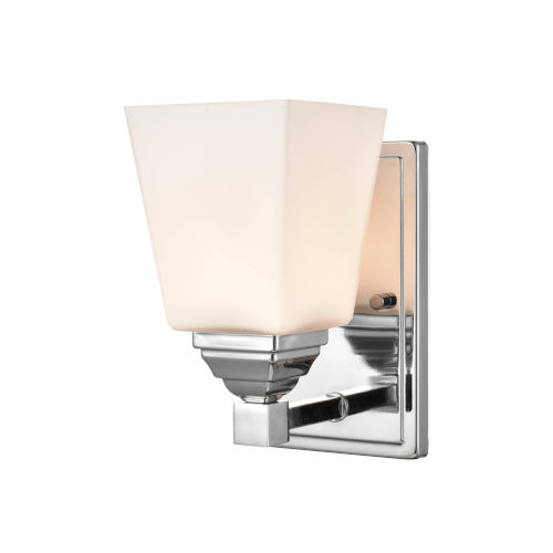 Ava Chrome Five-Inch One-Light Wall Sconce