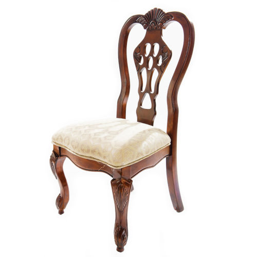 Wellington Brown Cherry Side Chair