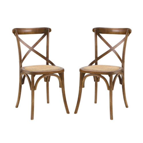 Afton Dining Side Chair, Set of Two