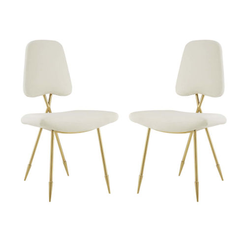 Nicollet 39-Inch Dining Side Chair, Set of Two
